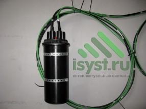 Оптическая муфта ВОЛС большая (проект, монтаж, обслуживание СКС, ВОЛС, ЛВС)