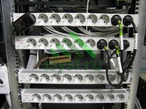 Розетки для шкафа СКС (проект, монтаж, обслуживание СКС, ВОЛС, ЛВС)