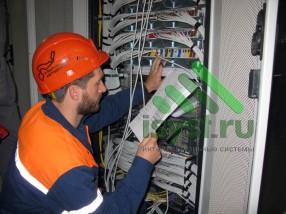 Сверка СКС с данными проектной документации (проект, установка, обслуживание СКС, ВОЛС, ЛВС)