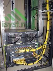Блок питания оптического шкафа (проектирование, монтаж, обслуживание СКС, ВОЛС, ЛВС)