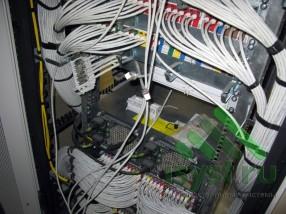 Шкаф СКС в сборе (проектирование, монтаж, обслуживание СКС, ВОЛС, ЛВС)