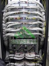 Сервер СКС (проектирование, монтаж, обслуживание СКС, ВОЛС, ЛВС)