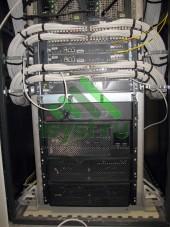 Шкаф СКС с оптическим входом (проект, установка, обслуживание СКС, ВОЛС, ЛВС)