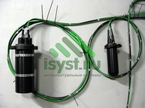Оптические муфты ВОЛС большая и маленькая (проектирование, монтаж, обслуживание СКС, ВОЛС, ЛВС)