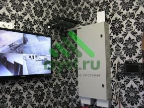 Видеорегистратор RVi с выводом на экран TV (монтаж, обслуживание видеонаблюдения)