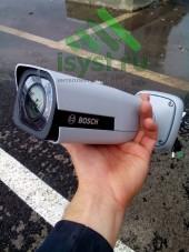 Видеокамера Bosch (установка и обслуживание видеонаблюдения)