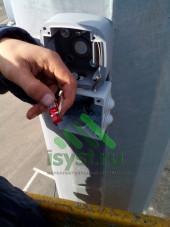 Расключенный уличный провод 6 категории для камеры