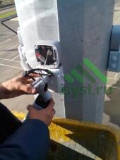 Подключение видеокамеры (монтаж и техническое обслуживание систем видеонаблюдения)