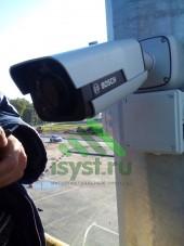Уличная камера видеонаблюдения Bosch (монтаж и техническое обслуживание систем видеонаблюдения)