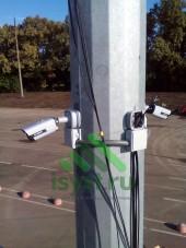 Уличная система видеонаблюдения (установка и техническое обслуживание систем видеонаблюдения)