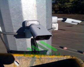 Уличное видеонаблюдение 360 градусов