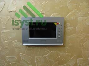 Видеодомофон Commax (продажа, установка и техническое обслуживание домофонов)