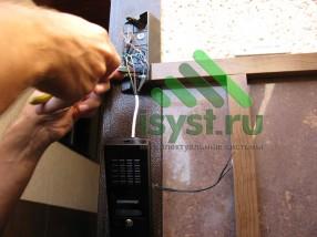 Подключение вызывной панели домофона (продажа, монтаж, обслуживание домофонов)