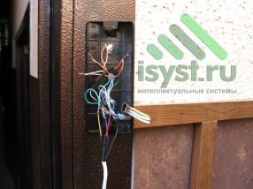 Вызывная панель видеодомофона (продажа, установка, обслуживание домофонов)
