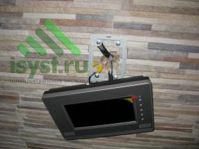 Установка видеодомофона Commax