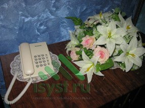 Телефон Panasonic внутренний (программирование внутренних телефонов на мини АТС - продажа, установка, настройка, обслуживание мини АТС)