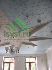 Дымовые датчики пожарной сигнализации (потолок)