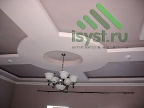 Дымовые датчики пожарной сигнализации (монтаж на потолке)